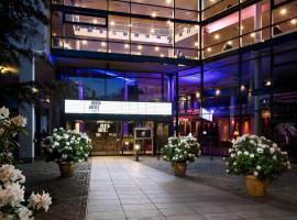 柏林克珀尼克贝尔特酒店