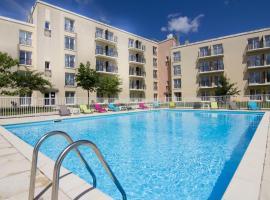杜帕尔克瓦尔欧洲公寓式酒店