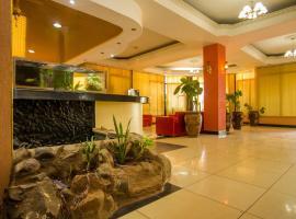 New Zonic Hotel, Kisii (Nyamira附近)