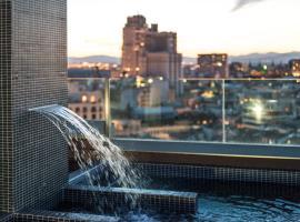 格兰维亚首都公寓,位于马德里的公寓