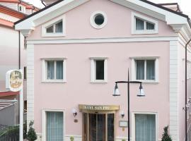 圣皮奥酒店, 圣乔瓦尼·罗通多