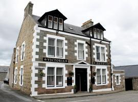 Victoria Hotel, Portknockie