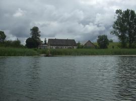 Trzecie Jezioro, Szypliszki (Lake Vištytis附近)