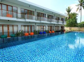 萨马达酒店及海滩俱乐部