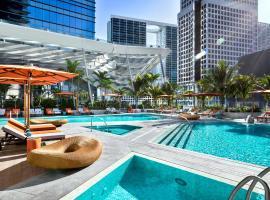 东迈阿密酒店, 迈阿密