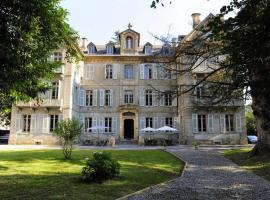 维拉德阿尔蒂酒店, 巴涅尔-德吕雄