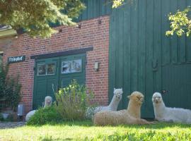 Alpakatherapie und Ferienhof Charlottenthal