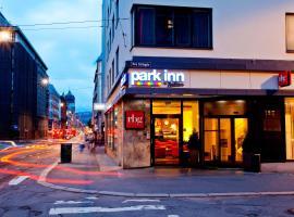 拉蒂森奥斯陆公园旅馆,位于奥斯陆的酒店
