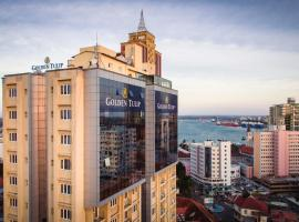 达累斯萨拉姆金郁金香市中心酒店