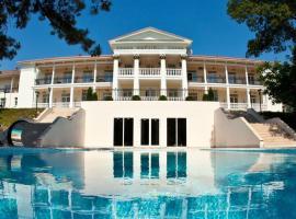 香槟SPA帝国酒店