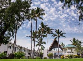 毛伊岛海滩酒店