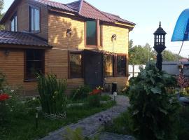 Guest House&Hostel Nikolina Usadba