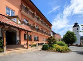 柏恩格尔酒店,位于Miesenbach的酒店