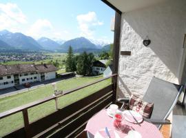 Ferienwohnung Alpenglück Jauchen