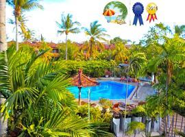 峇里岛棕榈滩大酒店