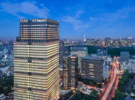 王子画廊东京纪尾井町豪华精选酒店,位于东京的酒店