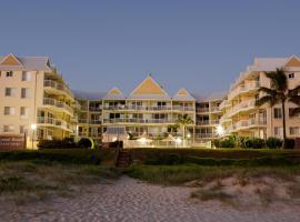水晶海滩公寓酒店