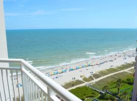 卡罗莱纳州海滩度假酒店,位于默特尔比奇的公寓