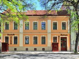 Partium Hotel Szeged, 塞格德