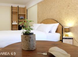 69区(廊曼机场)公寓式酒店