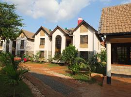 非洲山林小屋