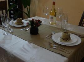 Semeen Hotel Han Dyavolski Vodi, Pastra