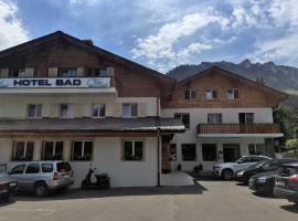 巴德施瓦茨塞酒店, 巴德施瓦茨塞