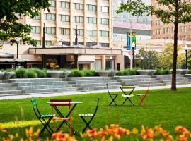 巴尔的摩市中心内港雷迪森酒店