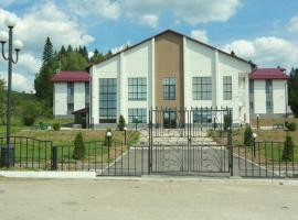 Hotel Gostiny Dvor, Lys'va