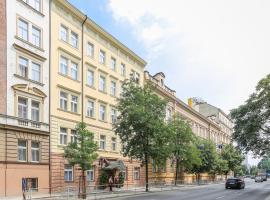 布拉格城市俱乐部酒店