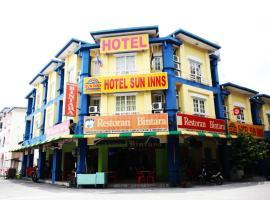 双威城怡保坦布阳光宾馆