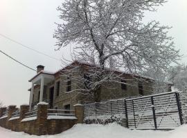 Traditional Stone House in Aidonia Grevenon, Aidonia
