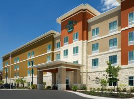 圣安东尼奥机场希尔顿惠庭套房酒店