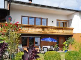 Ferienwohnung Blick in den Wasgau