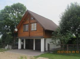 Usadba with Two Homes Morozko