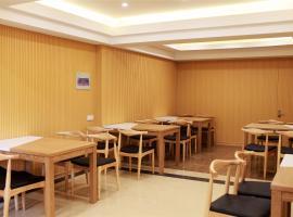 格林豪泰上海市奥特莱斯国家会展中心徐乐路贝壳酒店