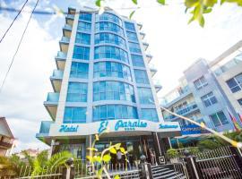 Hotel El Paraiso,位于阿德勒的酒店
