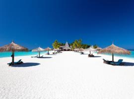 维利甘度岛Spa度假酒店, 拉斯杜环礁