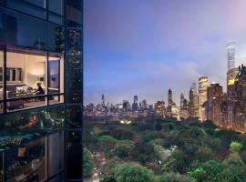 纽约特朗普国际酒店,位于纽约的酒店