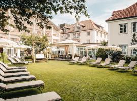 穆尔巴赫温泉浪漫酒店, 巴特法兴格