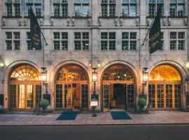 克里斯蒂提特酒店,位于奥斯陆的酒店
