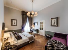 帕拉佐罗塞利切克尼酒店,位于佛罗伦萨的酒店
