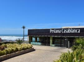佩斯塔纳卡萨布兰卡,海滨套房及公寓酒店