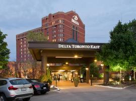 多伦多东三角洲酒店