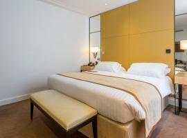 卡斯蒂尼奥那酒店,位于巴黎的酒店