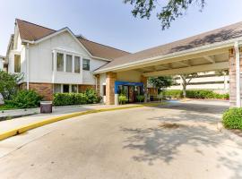 Motel 6 Houston, TX – West