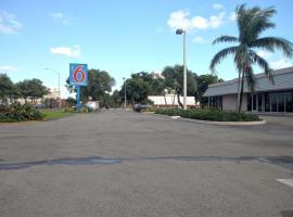 迈阿密6号汽车旅馆