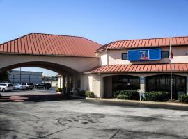 田纳西州查塔努加6号汽车旅馆
