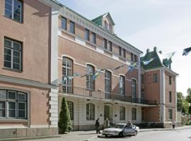 瑞典斯卡拉斯达索特酒店