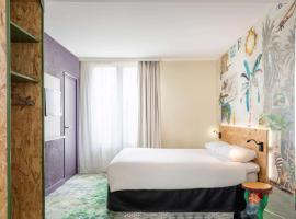 宜必思巴黎布洛涅马塞尔森巴特酒店